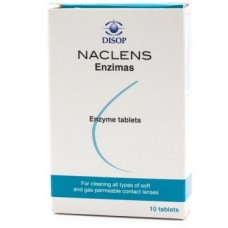 NACLENS-10TAB ENZIMA