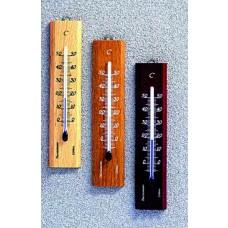 Termometro in legno ad Alcool 140x30 cm