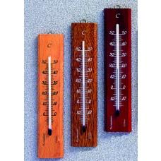Termometro in legno ad Alcool 190x40 cm